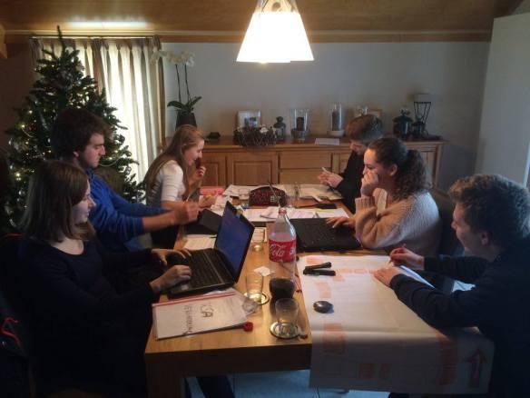voorbereidingsvergadering