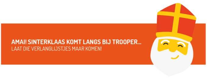 sint trooper
